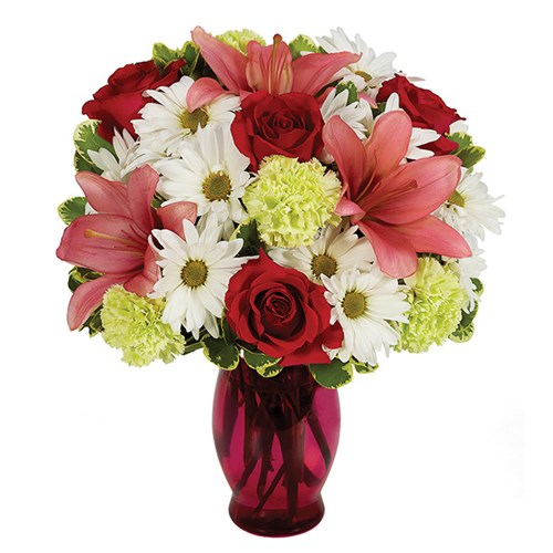Sweetest Memories flower bouquet (BF303-11)