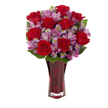 """Say it with Love"" flower bouquet (BF385-11K)"